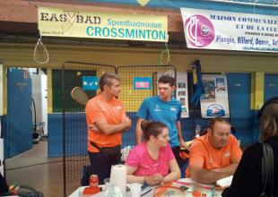 speedbadminton - FORUM DES ASSO