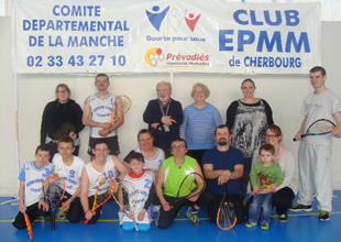 speedbadminton carentan Basse Normandie